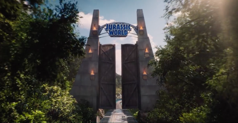 Jurassic World Gate