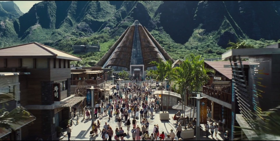 Jurassic World Main St