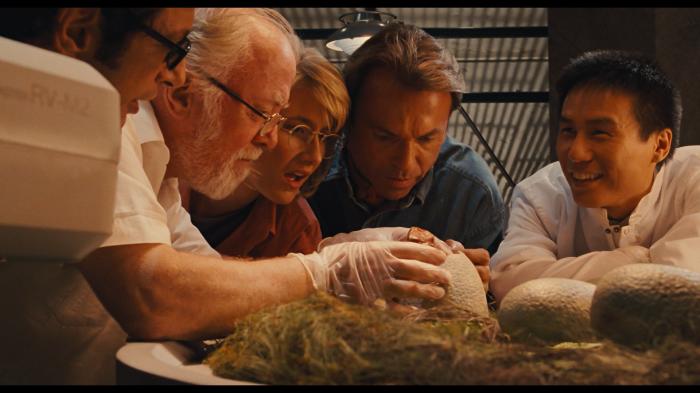 Jurassic Park Raptor Hatchling