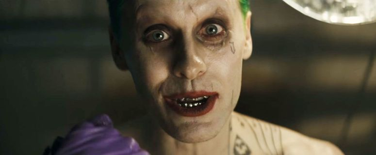 Suicide Squad Comic-Con Trailer Jared Leto Joker