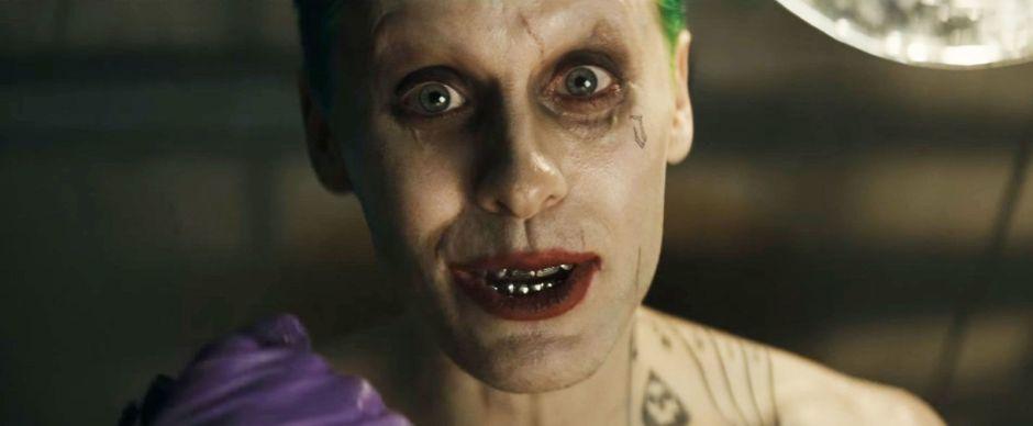 Suicide Squad Comic-Con Trailer Jared Leto Joker