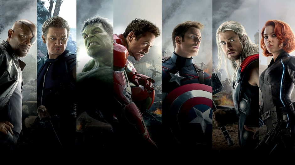 Avengers: Age of Ultron Roster