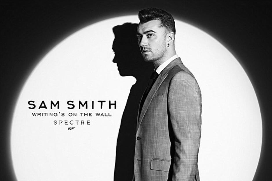 Sam Smith Writings on the Wall SPECTRE 007 James Bond