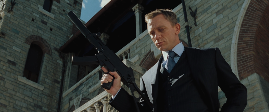 Casino Royale Bond, James Bond Finale