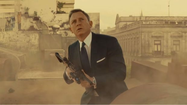 SPECTRE Final Trailer Daniel Craig Mexico City