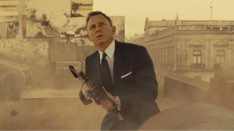 SPECTRE Final Trailer Daniel Craig Mexico City