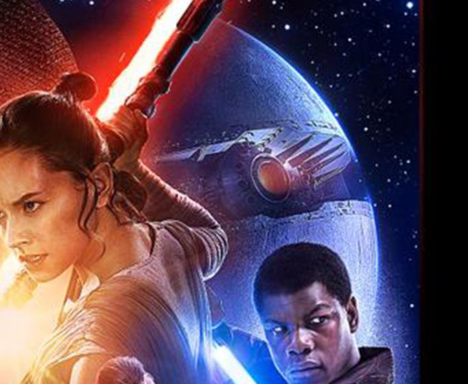 Star Wars The Force Akwakens Final Poster Starkiller Base Weapon