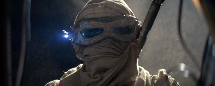 Star Wars The Force Awakens Final Trailer #3 Daisy Riley as Rey