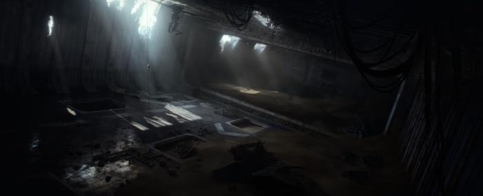 Star Wars The Force Awakens Final Trailer #3 Daisy Riley Junkyard Star Destroyer
