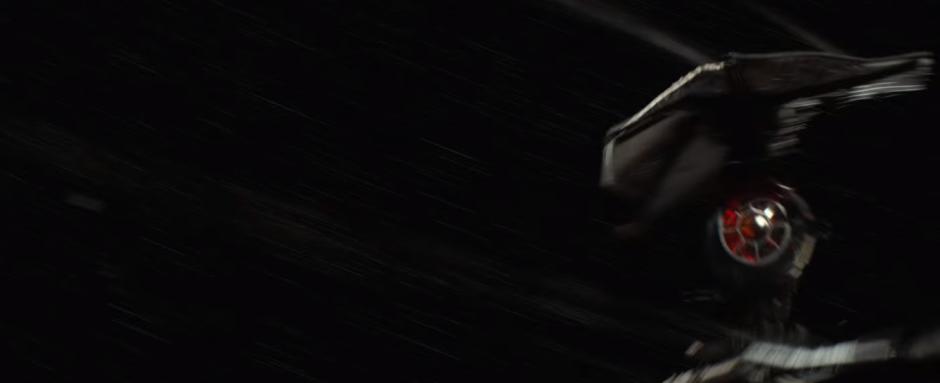 Star Wars The Force Awakens Final Trailer #3 Finn's Exploding Tie Fighter 3
