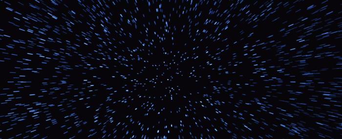 Star Wars The Force Awakens Final Trailer #3 Lightspeed Jump 1