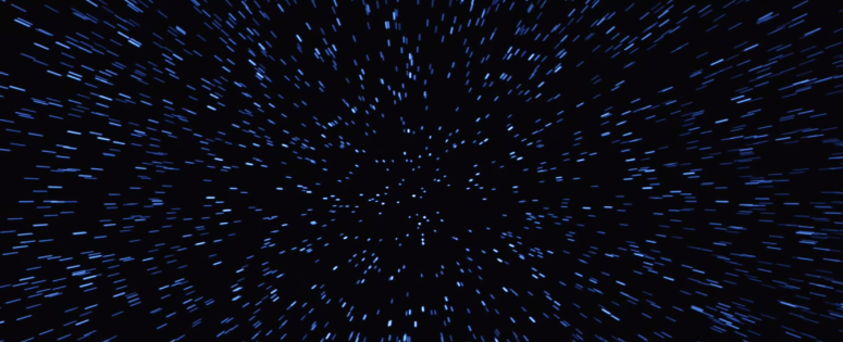Star Wars The Force Awakens Final Trailer #3 Lightspeed Jump 1