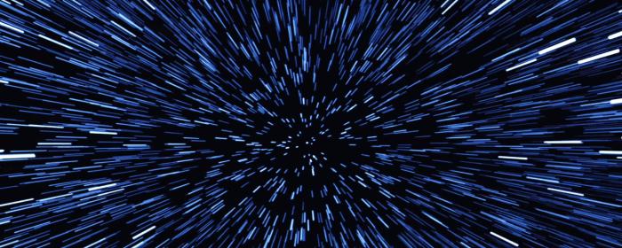 Star Wars The Force Awakens Final Trailer #3 Lightspeed Jump 2