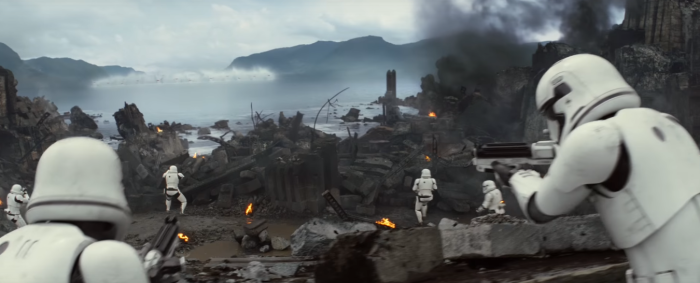 Star Wars The Force Awakens Final Trailer #3 Stormtroopers On Battlefield 2