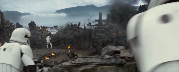 Star Wars The Force Awakens Final Trailer #3 Stormtroopers On Battlefield