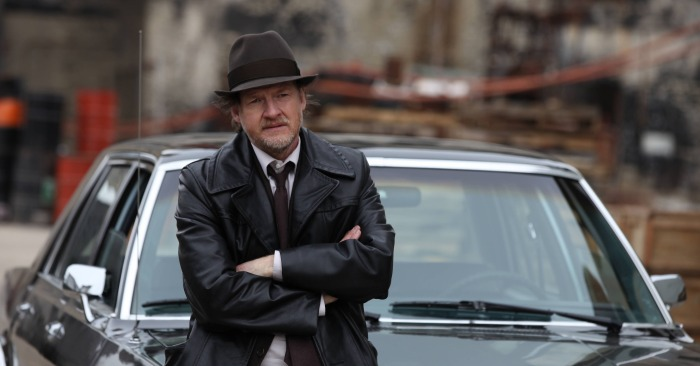 Harvey Bullock On Gotham