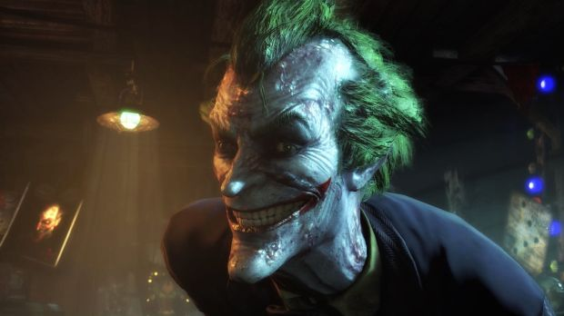 The Joker Mark Hamill Batman Arkham Asylum