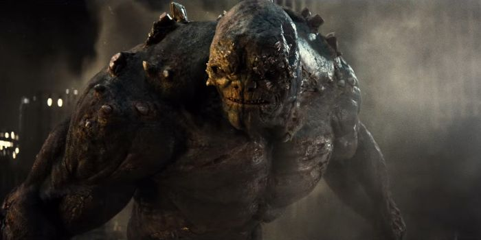 Batman V Superman Dawn of Justice Trailer #2 Doomsday
