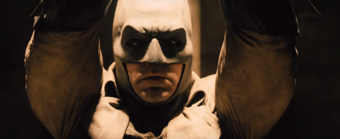 Batman V Superman Gotham TV Spot Ben Affleck Chained