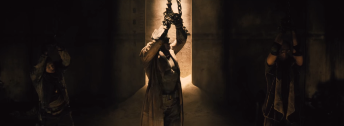 Batman V Superman Gotham TV Spot Ben Affleck in Chains