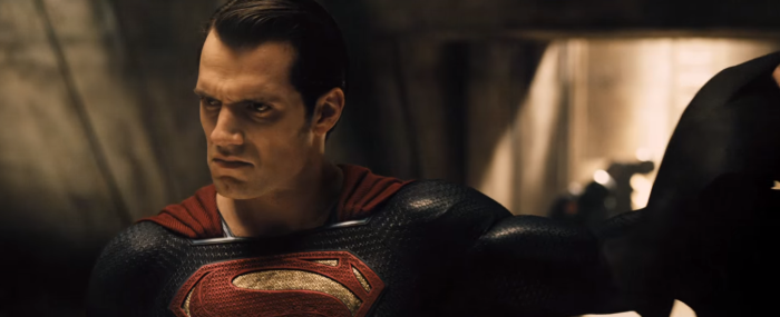 Batman V Superman Gotham TV Spot Henry Cavill Holds Bruce Wayne's Mask