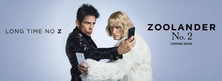 Zoolander No. 2 Banner