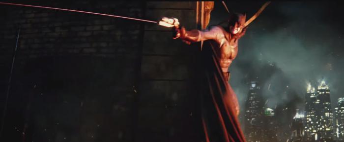Batman V Superman Dawn of Justice Grapel Hook