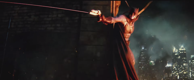 Batman V Superman Dawn of Justice Grapel Hook