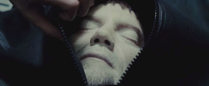 Batman V Superman Dawn of Justice Michaek Shannon as Zod Corpse
