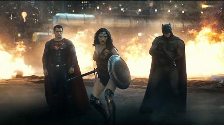 Batman V Superman Dawn of Justice Review Final Battle