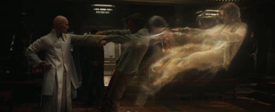 Dr Strange Trailer Benedict Cumberbatch Tilda Swinton Ancient One