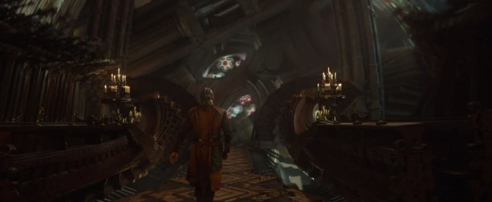 Dr Strange Trailer Trippy Villain