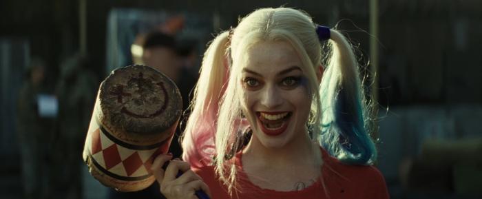 Suicide Squad Trailer Blitz Harley Quinn Hammer