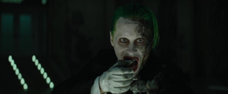 Suicide Squad Trailer Blitz Joker Jared Leto Scared