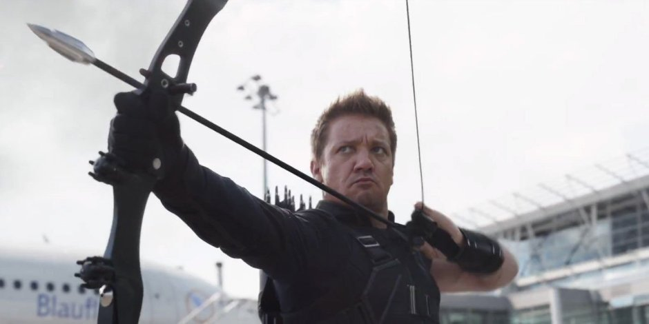 Captain America Civil War Hawkeye Clint Barton Jeremy Renner
