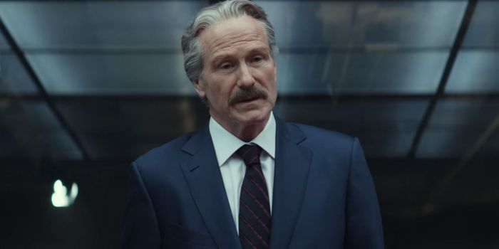 Captain America Civil War War Thunderbolt Ross William Hurt