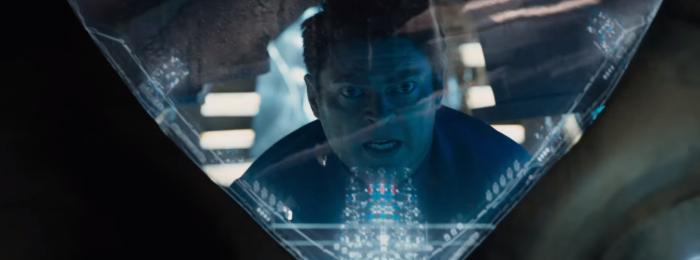 Star Trek Beyond Trailer 2 Bones Karl Urban In Escape Pod