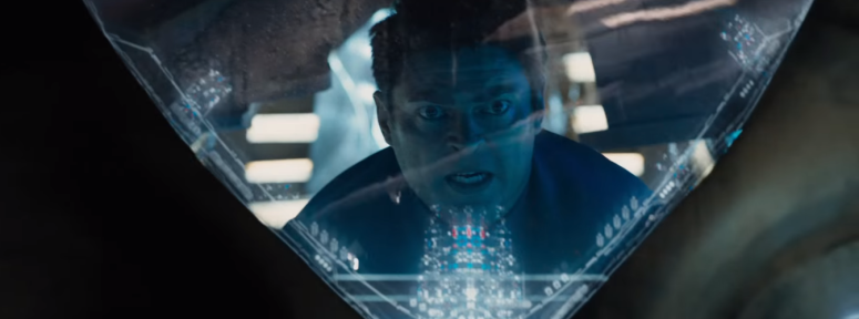 Star Trek Beyond Trailer 2 Bones Karl Urban In Escape Pod