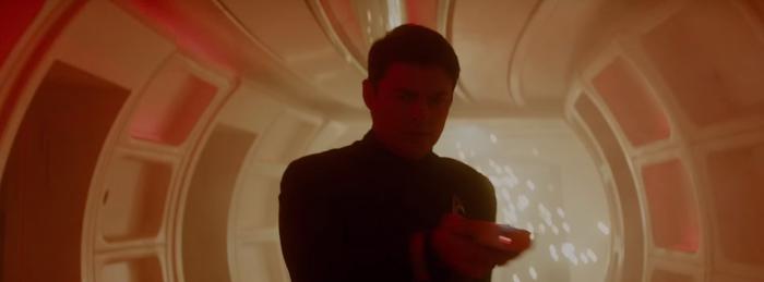 Star Trek Beyond Trailer 2 Bones Karl Urban