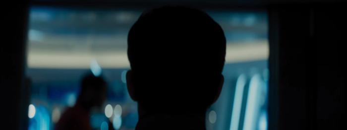 Star Trek Beyond Trailer 2 Captain Kirk Chris Pine Enters Bridge