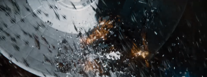 Star Trek Beyond Trailer 2 Enemy Ships Destroy Enterprise 2