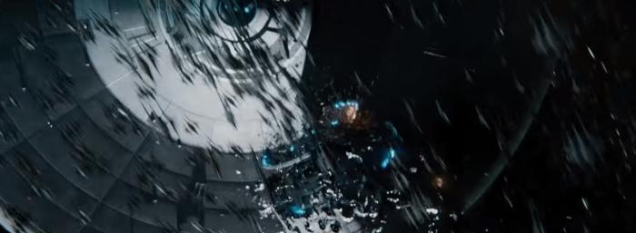 Star Trek Beyond Trailer 2 Enemy Ships Destroy Enterprise