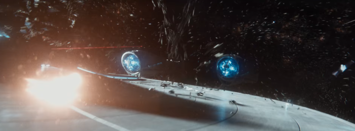 Star Trek Beyond Trailer 2 Enemy Ships Swarm Enterprise 2