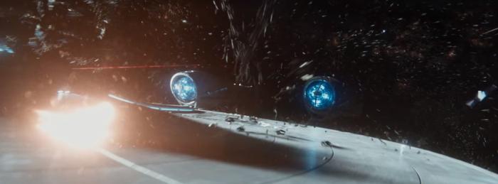 Star Trek Beyond Trailer 2 Enemy Ships Swarm Enterprise 2