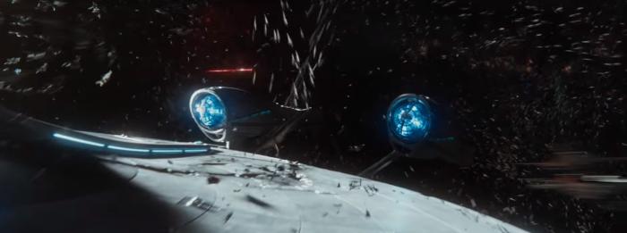 Star Trek Beyond Trailer 2 Enemy Ships Swarm Enterprise 3