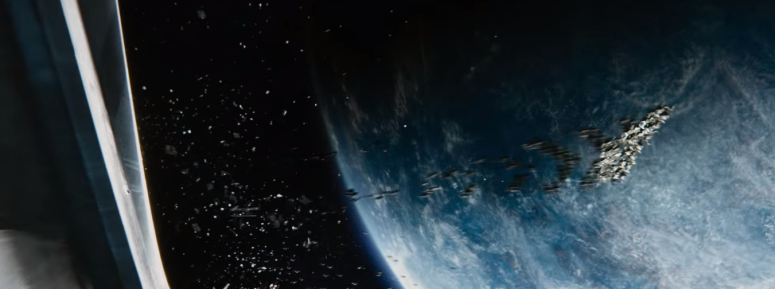 Star Trek Beyond Trailer 2 Enemy Ships Swarm Enterprise 4