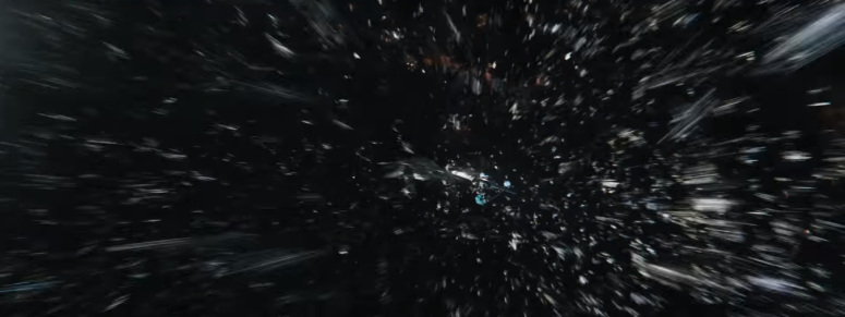 Star Trek Beyond Trailer 2 Enemy Ships Swarm Enterprise