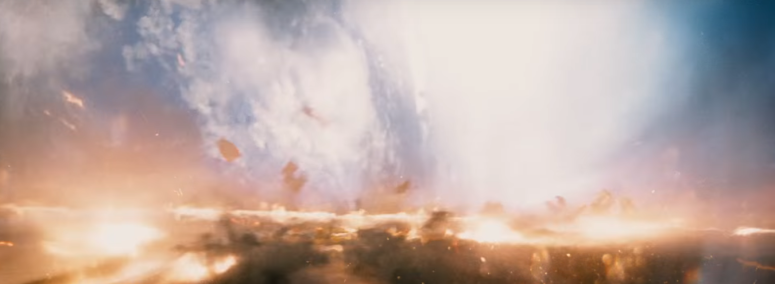 Star Trek Beyond Trailer 2 Enterprise Explodes 1