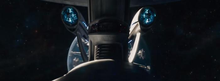 Star Trek Beyond Trailer 2 Enterprise Shoots Into Space 2