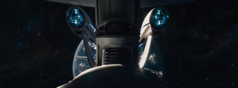 Star Trek Beyond Trailer 2 Enterprise Shoots Into Space 2